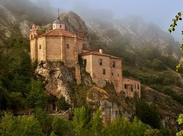 Ermita de San Saturio